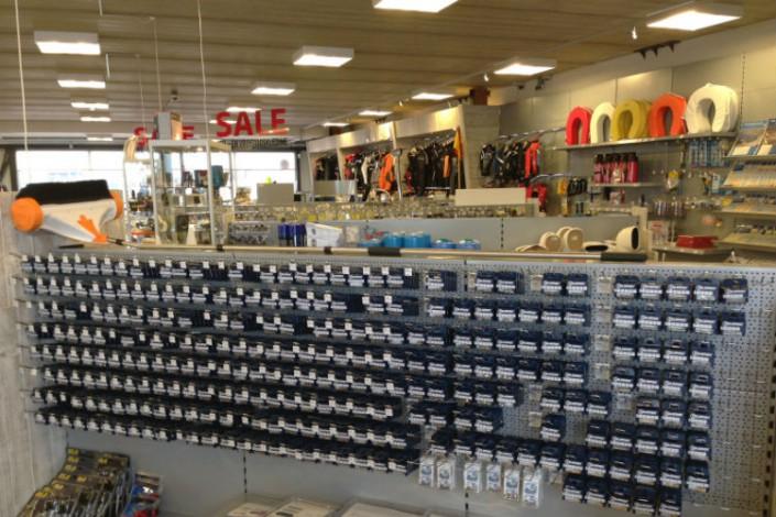 Winkels en wederverkopers
