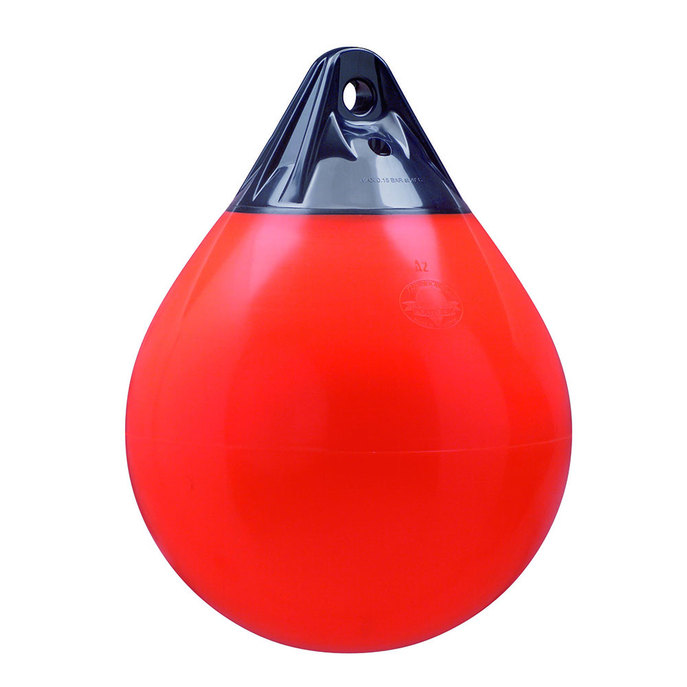 Polyform heavy duty buoy A-serie, inflatable diam.21-110 ...