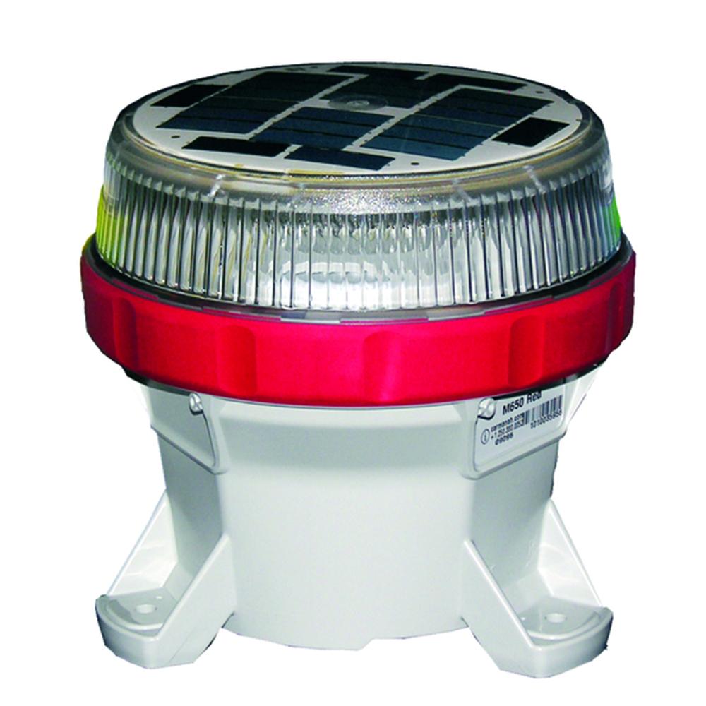 Carmanah solar marker light 650