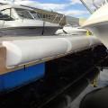 stootrand-fenderlist-beschermrand-polyform-boot-harbour-steiger-installed-bumper-polyform-mf